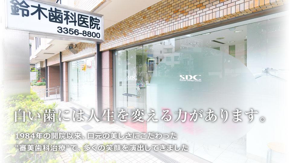 鈴木歯科医院外観