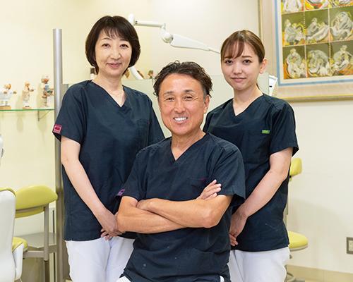 私が歯科医になった理由