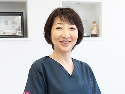 歯科医師 大河内 満子